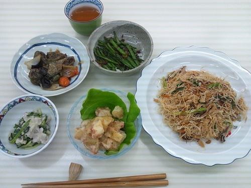 正食中華料理教室①.JPG