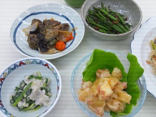 正食中華料理教室②.JPG