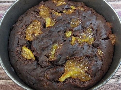 marmalade cocoa cake①.JPG